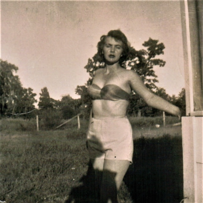 1954 Faye Posed 2