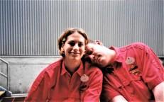 Dena and Barrett