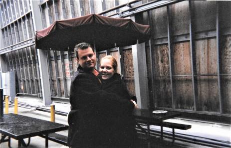 Barrett and Ashley