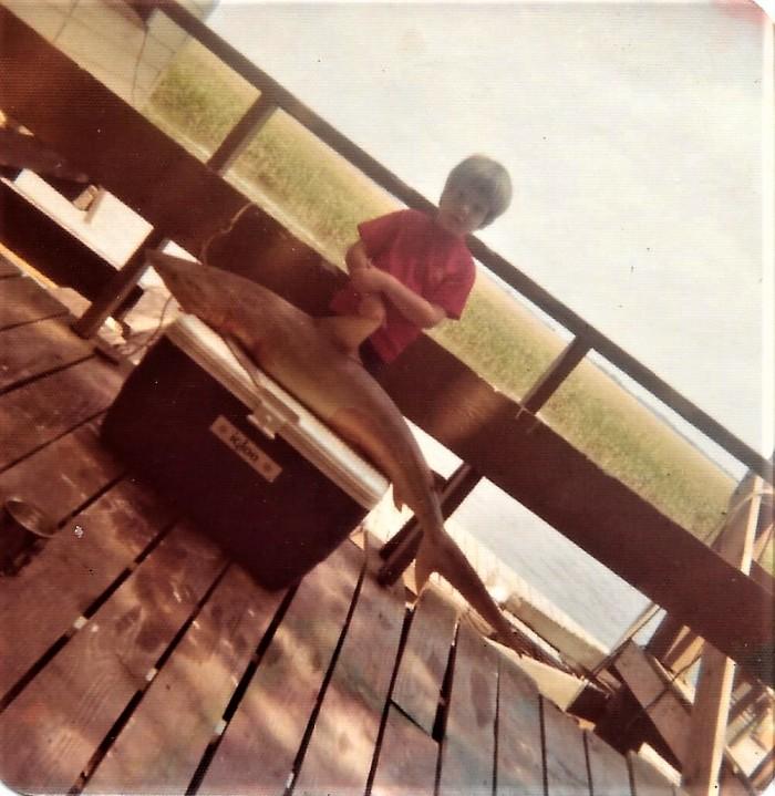 1974 July Barrett Shark