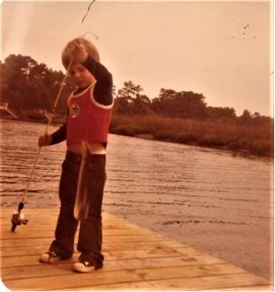 1974 July Summer Dock