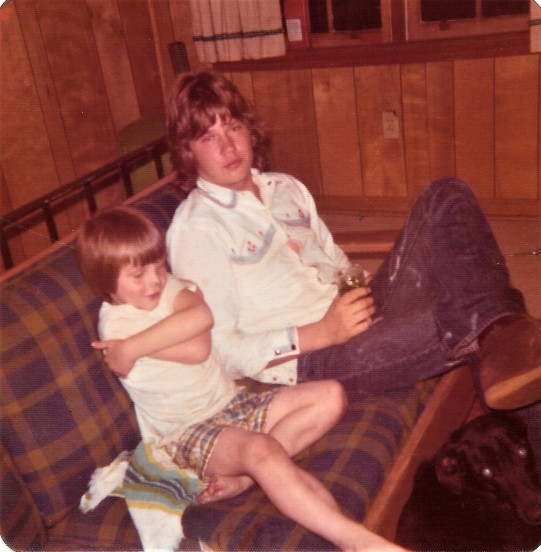 1975 Steve Robin Couch